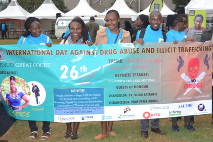 Alcohol and Drug Abuse Prevention and Management Unit