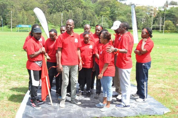 Red team lead By DR. Mwaniki